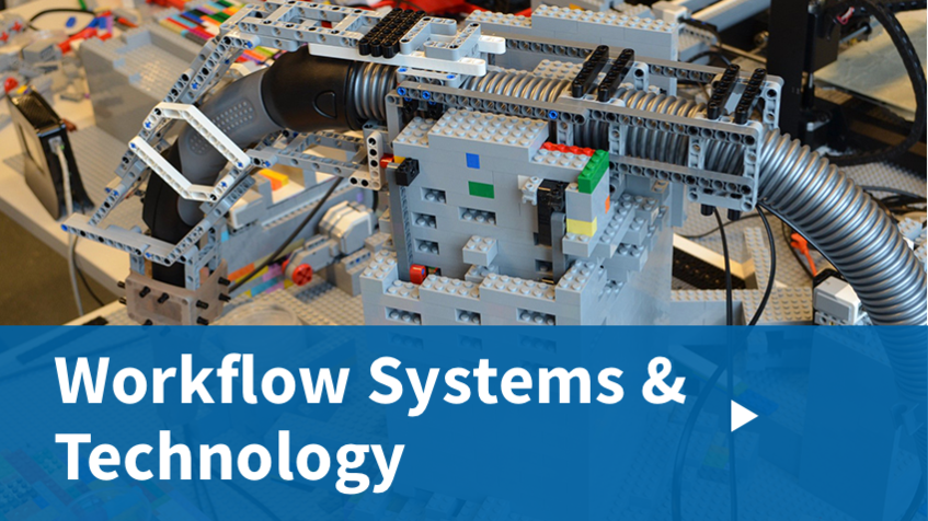 WST - Workflow Systems and Technology