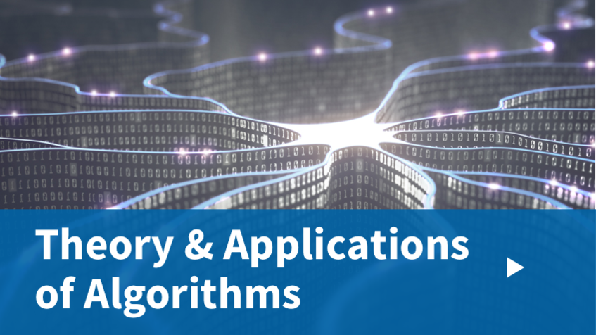 TAA -Theory and Applications of Algorithms